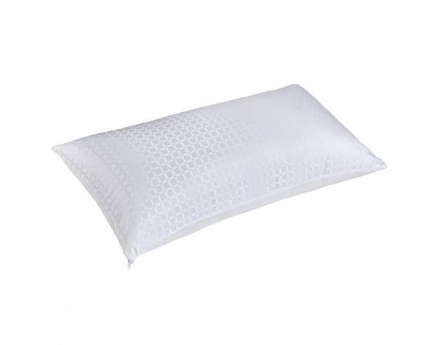 Almohada para dormir de lado de fibra...